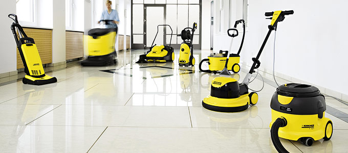 Karcher Center S+S Brno